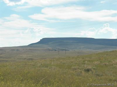 Cheyenne Residential Lots & Land For Sale: Road 109
