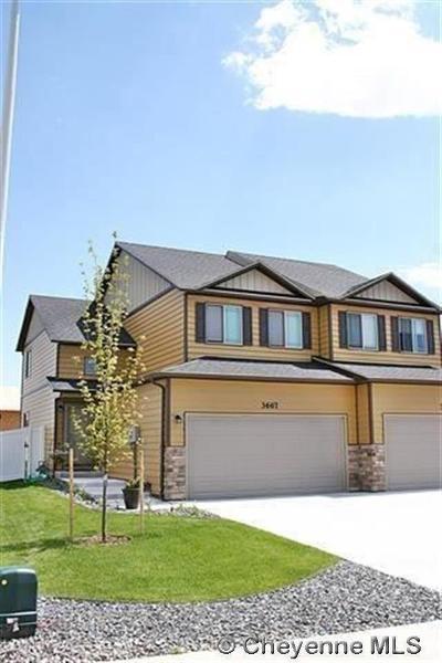 Laramie Condo/Townhouse For Sale: 2618 Knadler