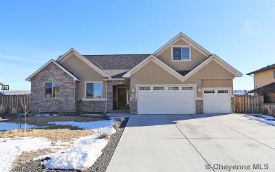 Laramie Single Family Home For Sale: 1757 Hayford Ave