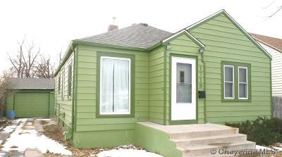 Original City Single Family Home For Sale: 1718 Logan Ave