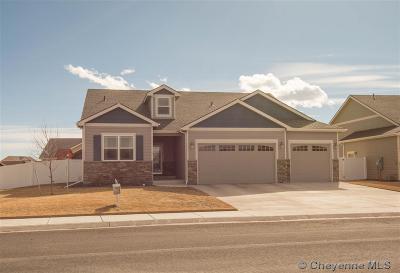Saddle Ridge Single Family Home For Sale: 6521 Laramie St