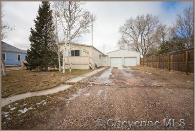 Burns Single Family Home For Sale: 228 Main St