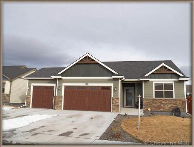 Saddle Ridge Single Family Home For Sale: 3621 Blue Sage Rd