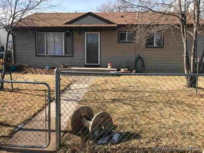 Cheyenne Single Family Home For Sale: 220 McFarland Ave