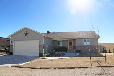 Cheyenne WY Single Family Home Temp Active: $355,000