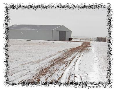 Cheyenne Residential Lots & Land For Sale: Lot 2 Arena Lane