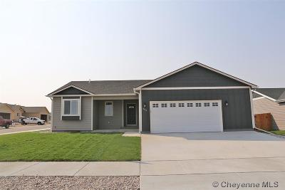 Cheyenne WY Single Family Home For Sale: $310,000