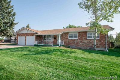 Cheyenne WY Single Family Home For Sale: $248,900