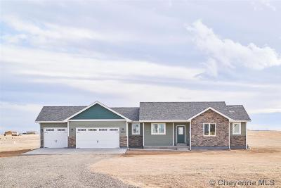 Cheyenne WY Single Family Home Temp Active: $374,000