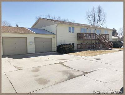 Cheyenne Condo/Townhouse For Sale: 235 Miller Ln
