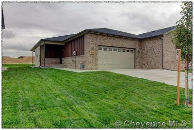 Laramie Condo/Townhouse For Sale: 2726 Knadler