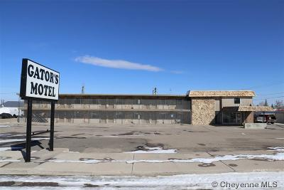 Pine Bluffs Commercial For Sale: 515 W 7th St