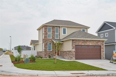 Saddle Ridge Single Family Home For Sale: LOT 3 Red Feather Tr