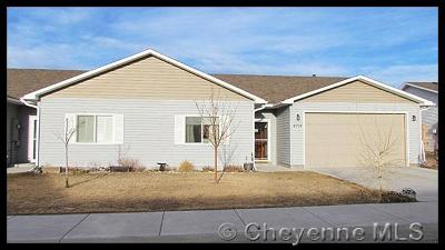 Cheyenne WY Single Family Home For Sale: $216,900