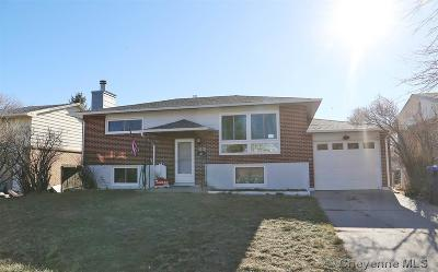 Cheyenne WY Single Family Home Temp Active: $217,800