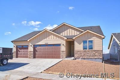 Cheyenne WY Single Family Home Temp Active: $384,900