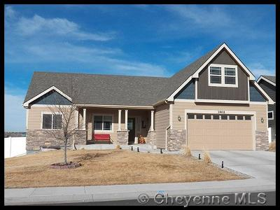 Saddle Ridge Single Family Home For Sale: 3402 Campfire Trail