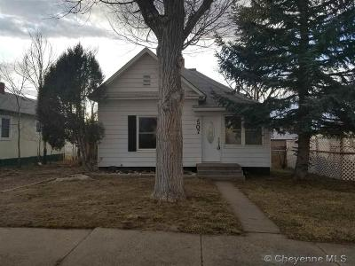 Wheatland Single Family Home For Sale: 507 11th St