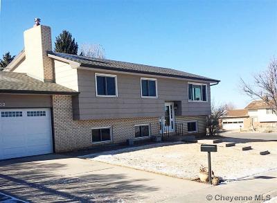Laramie Single Family Home Contingency: 1502 Mill St