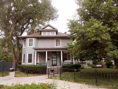 Original City Single Family Home For Sale: 220 W 27th St