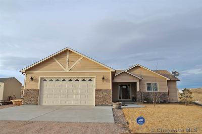 Cheyenne WY Single Family Home For Sale: $349,900