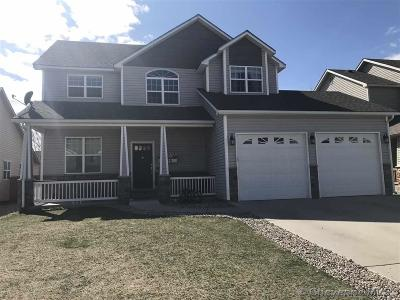 Cheyenne WY Single Family Home Temp Active: $390,000