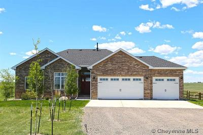 Cheyenne WY Single Family Home Temp Active: $489,900