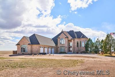 Cheyenne WY Single Family Home Temp Active: $775,000