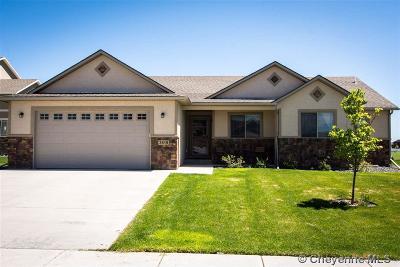 Saddle Ridge Single Family Home For Sale: 3519 Ranchview Drive