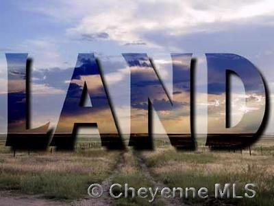 Cheyenne Residential Lots & Land For Sale: Tract 1 Cochise Rd