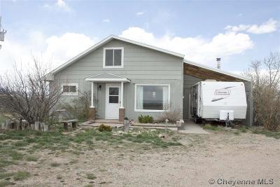 Laramie Single Family Home For Sale: 105 Harmony Ln