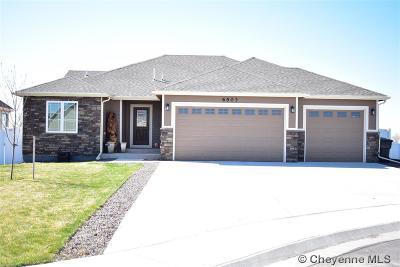 Saddle Ridge Single Family Home For Sale: 6503 Campfire Court