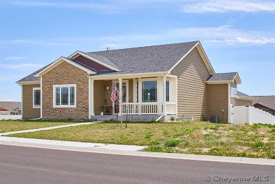 Saddle Ridge Single Family Home Contingency: 6513 Hitching Post Ln