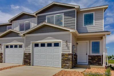 Saddle Ridge Condo/Townhouse For Sale: 6608 Painted Rock Tr