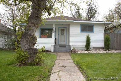 Cheyenne Single Family Home For Sale: 1215 Dodge Ct