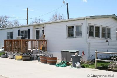 Cheyenne Single Family Home For Sale: 3901 Rawlins St