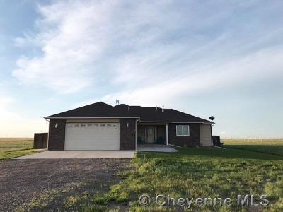 Cheyenne Single Family Home For Sale: 3770 Riata Loop