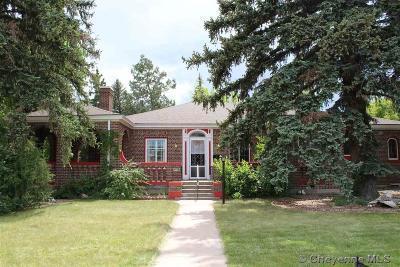 Original City Single Family Home For Sale: 2800 Capitol Ave