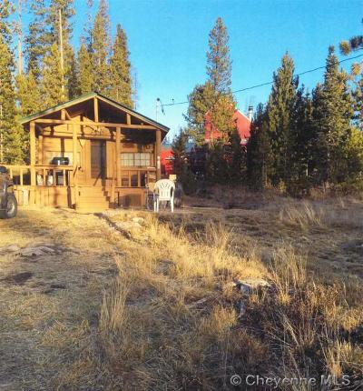 Laramie Single Family Home For Sale: 3 Purdy Rd