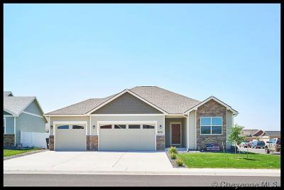 Saddle Ridge Single Family Home For Sale: 6501 Laramie St