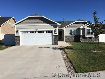 Cheyenne WY Single Family Home For Sale: $365,000