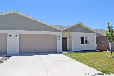 Cheyenne WY Single Family Home Temp Active: $247,900