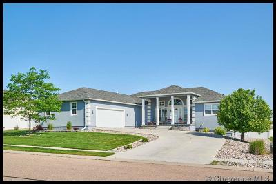 Cheyenne WY Single Family Home For Sale: $419,900