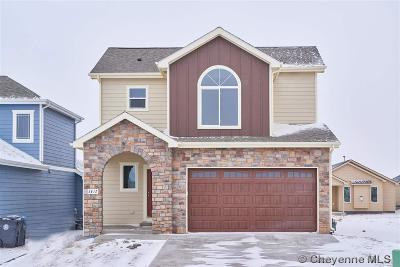 Saddle Ridge Single Family Home For Sale: LOT 4 Red Feather Tr