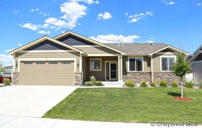 Cheyenne WY Single Family Home Contingency: $350,000