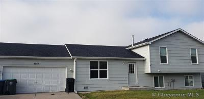 Cheyenne WY Single Family Home Temp Active: $295,000