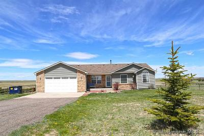 Cheyenne WY Single Family Home For Sale: $380,000