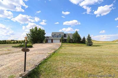 Cheyenne WY Single Family Home Temp Active: $427,500