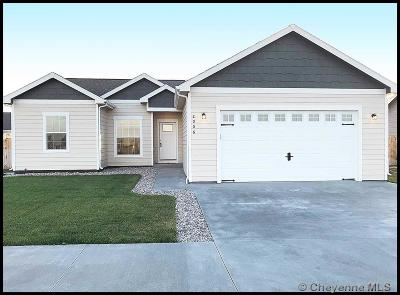 Cheyenne WY Single Family Home For Sale: $279,900