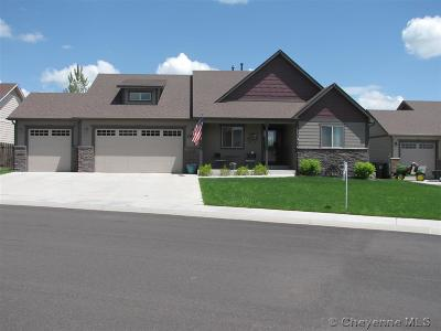 Saddle Ridge Single Family Home For Sale: 3531 Gunsmoke Rd